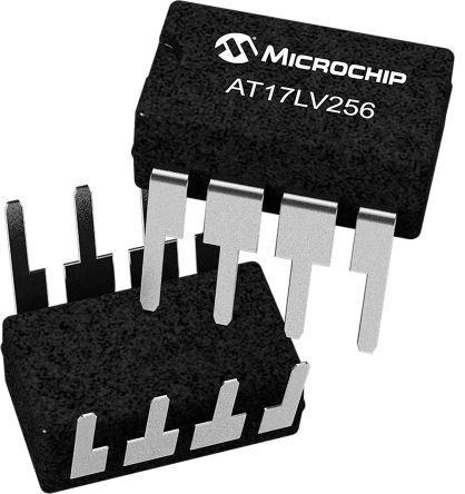 Microchip AT17LV256-10PU, 256kbit EEPROM Chip 8-Pin PDIP Serial-2 Wire