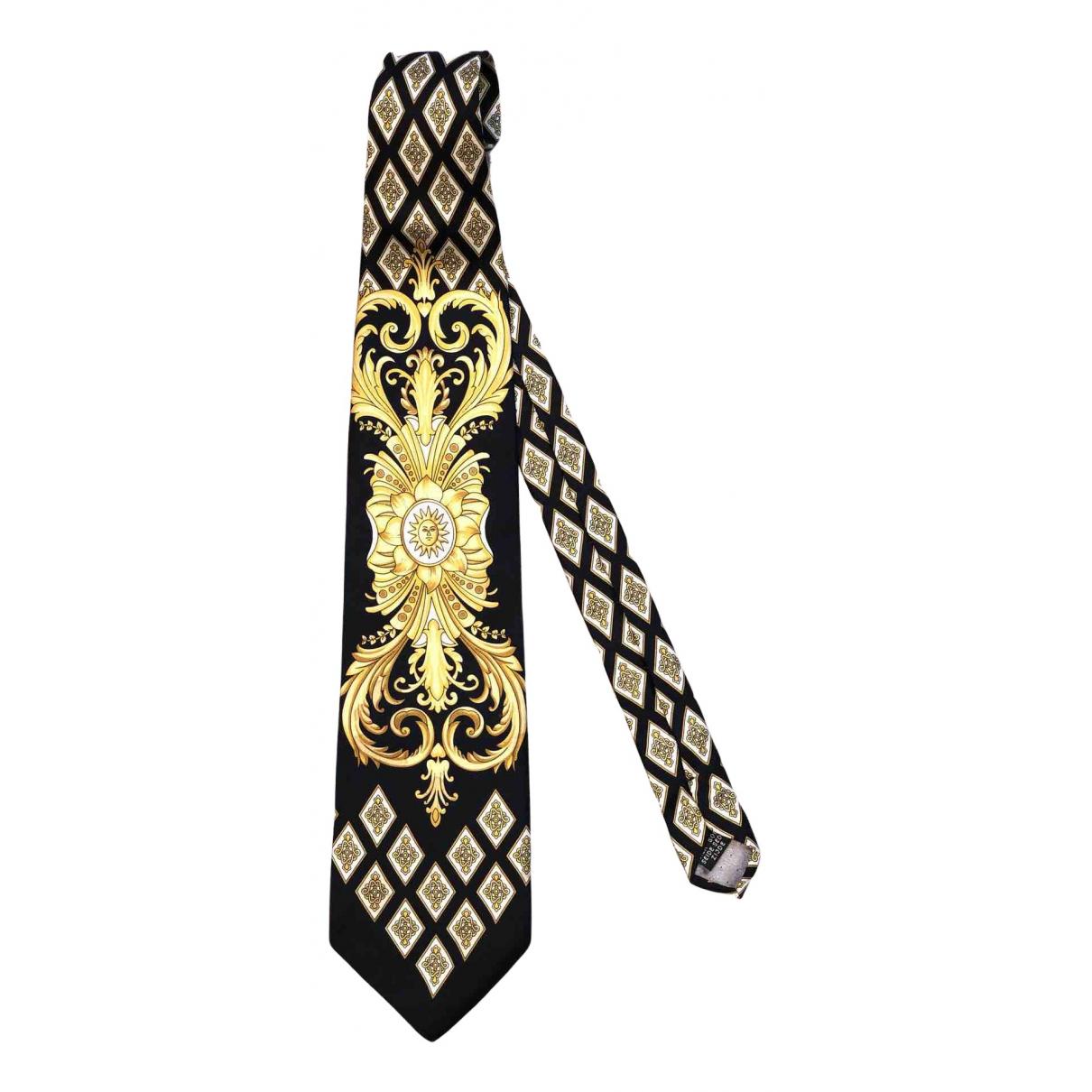 Corbata de Seda Gianni Versace