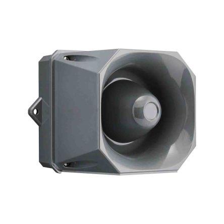 Fulleon X10 Midi Base Sounder, 10 → 60 V ac/dc, IP66, IP69K