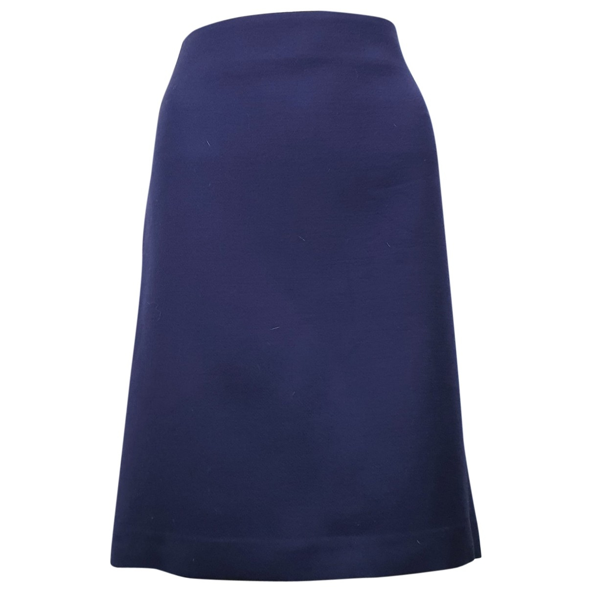 Red Valentino Garavani \N Rocke in  Blau Wolle