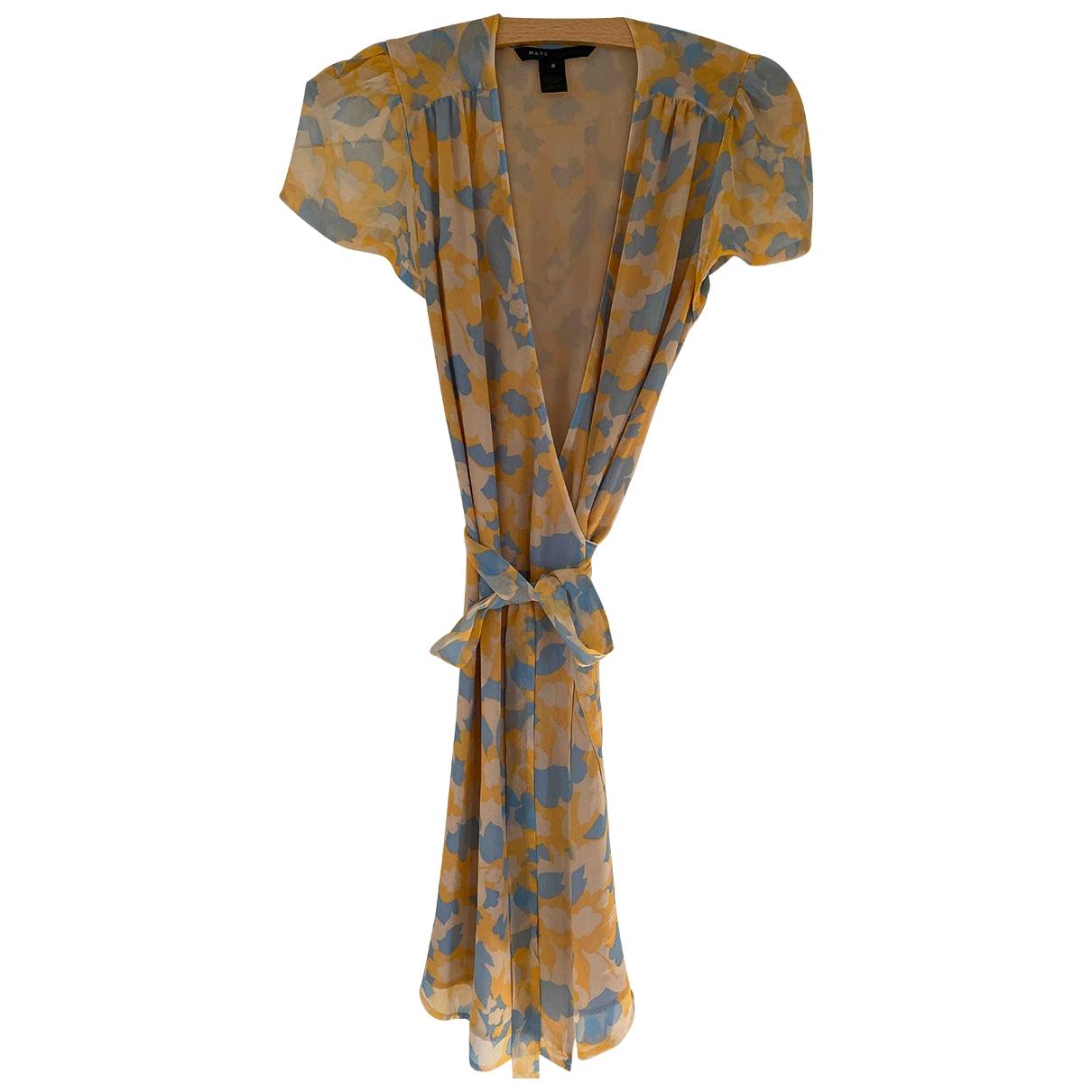 Marc Jacobs \N Multicolour Silk dress for Women 2 US