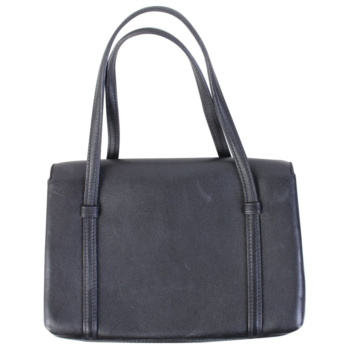 Cartier \N Black Leather handbag for Women \N