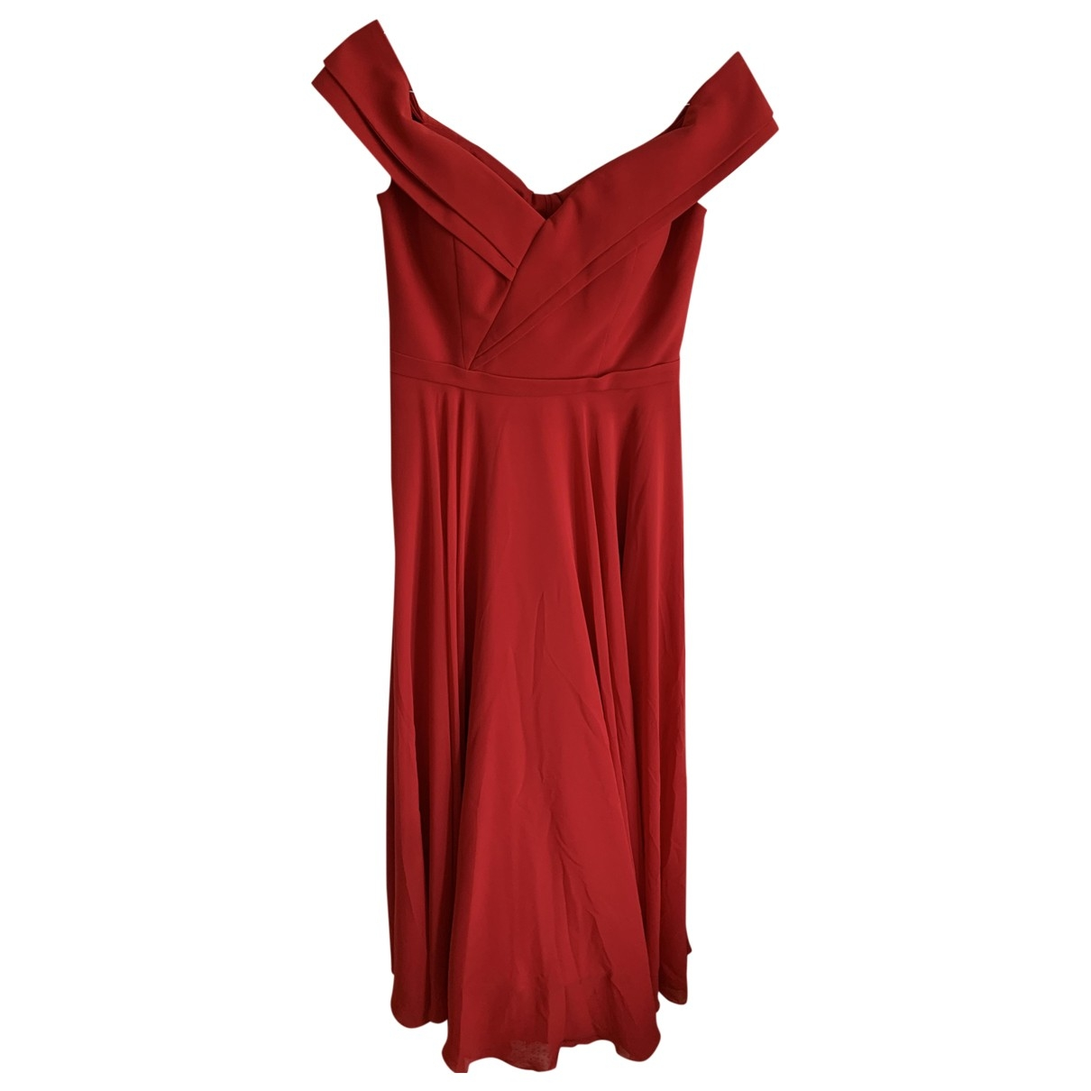 424 \N Red dress for Women 38 FR