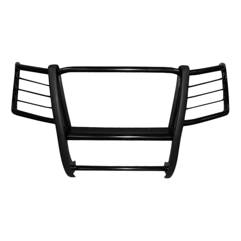 Aries 5051 Carbon Steel Semi-Gloss Black Powder Coat Grille Guard
