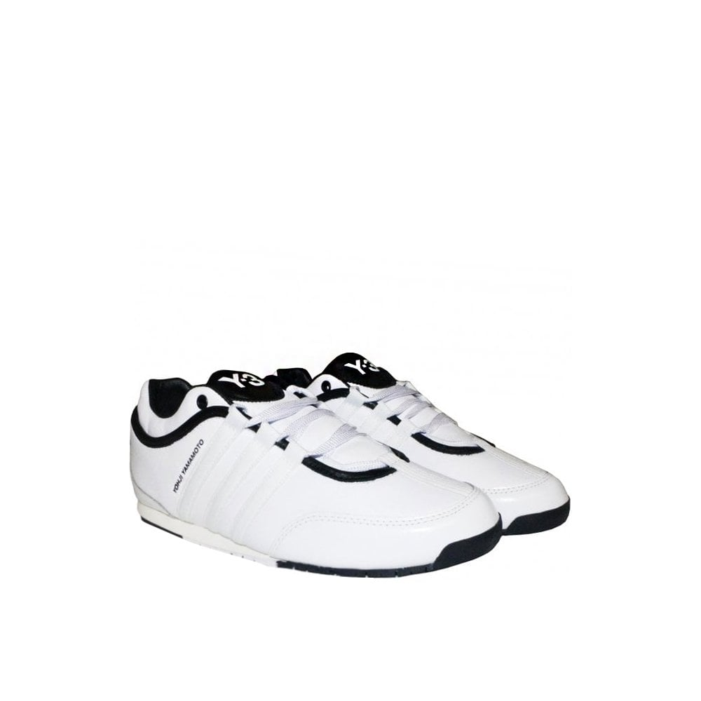 Y-3 Boxing Colour: WHITE, Size: 7