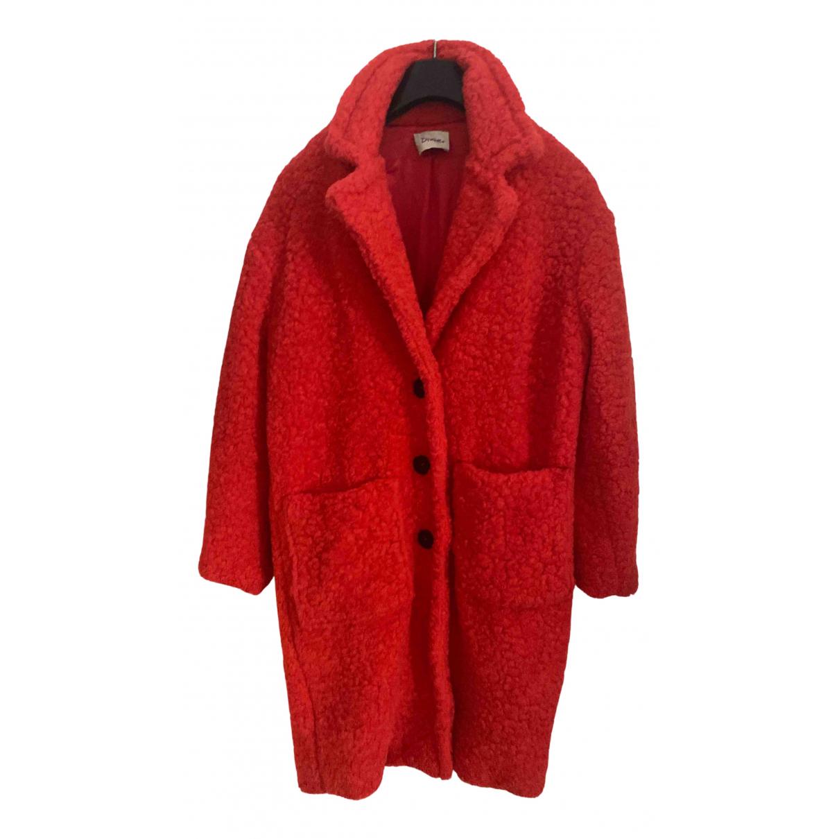 Dixie N Orange Wool coat for Women S International