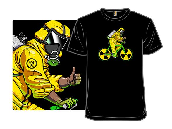 Radioactivity Bike T Shirt