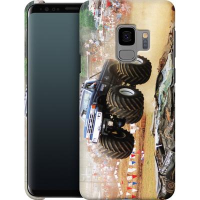 Samsung Galaxy S9 Smartphone Huelle - Old School Jump von Bigfoot 4x4