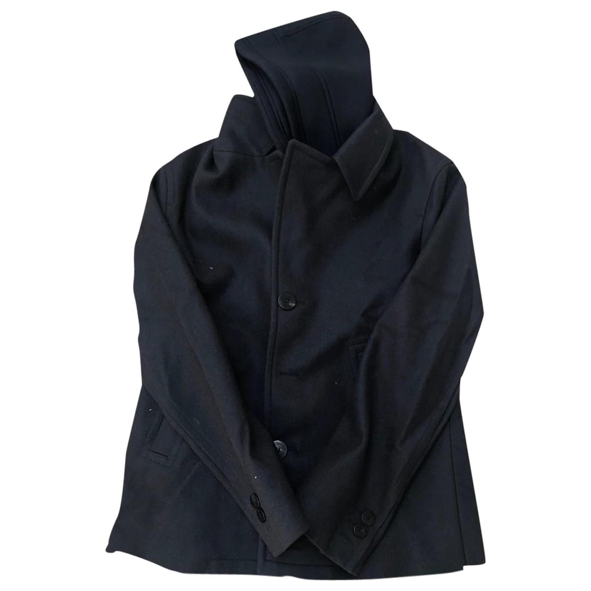 Neil Barrett \N Blue Wool jacket  for Men 50 IT