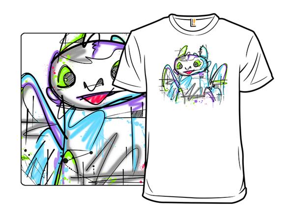 Dragon Pop T Shirt