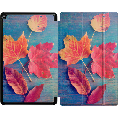 Amazon Fire HD 10 (2018) Tablet Smart Case - The Colors Of Autumn von Joy StClaire