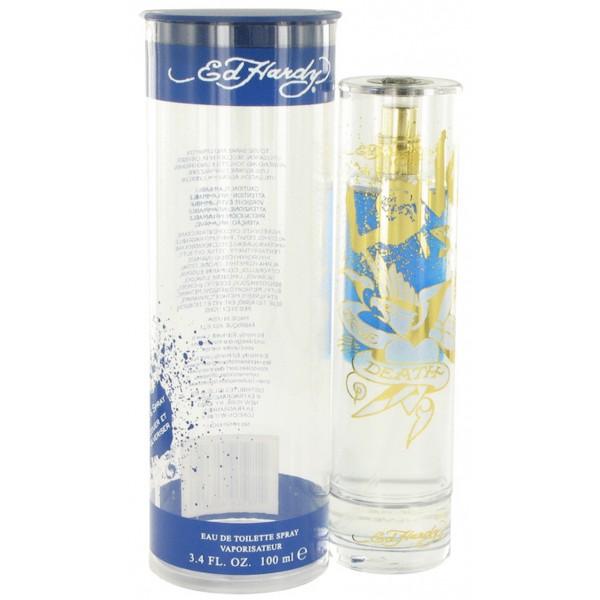 Christian Audigier - Ed Hardy Love Is : Eau de Toilette Spray 3.4 Oz / 100 ml