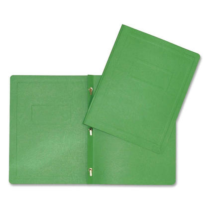 Hilroy DUO-TANG Presentation Cover, Letter Size, 1 cover per pack - Green 222810