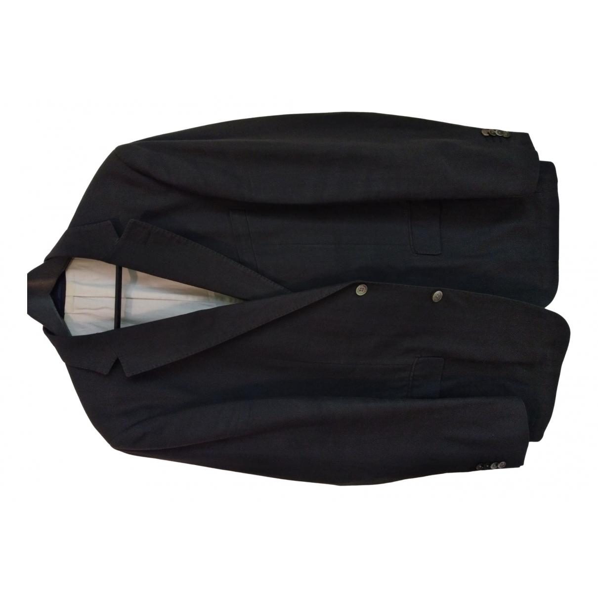 Balmain - Vestes.Blousons   pour homme en coton - noir