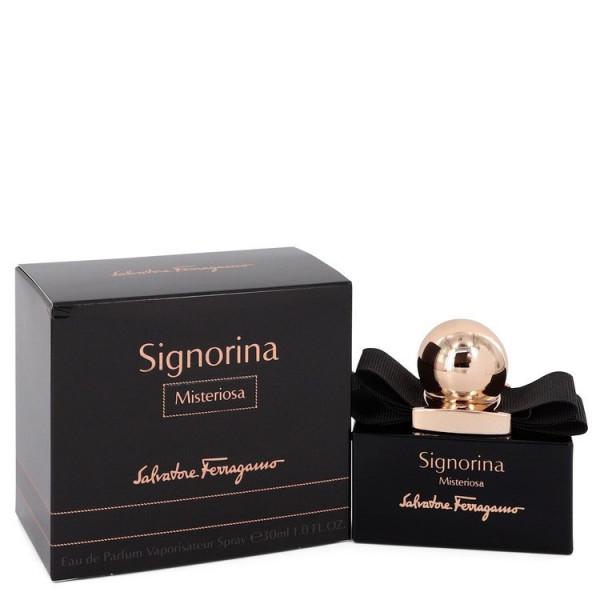 Salvatore Ferragamo - Signorina Misteriosa : Eau de Parfum Spray 1 Oz / 30 ml