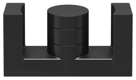 EPCOS N87 Ferrite Core, 482nH, 34 x 11.1 x 17.5mm, For Use With Power Transformers, SMPS Transformers (5)