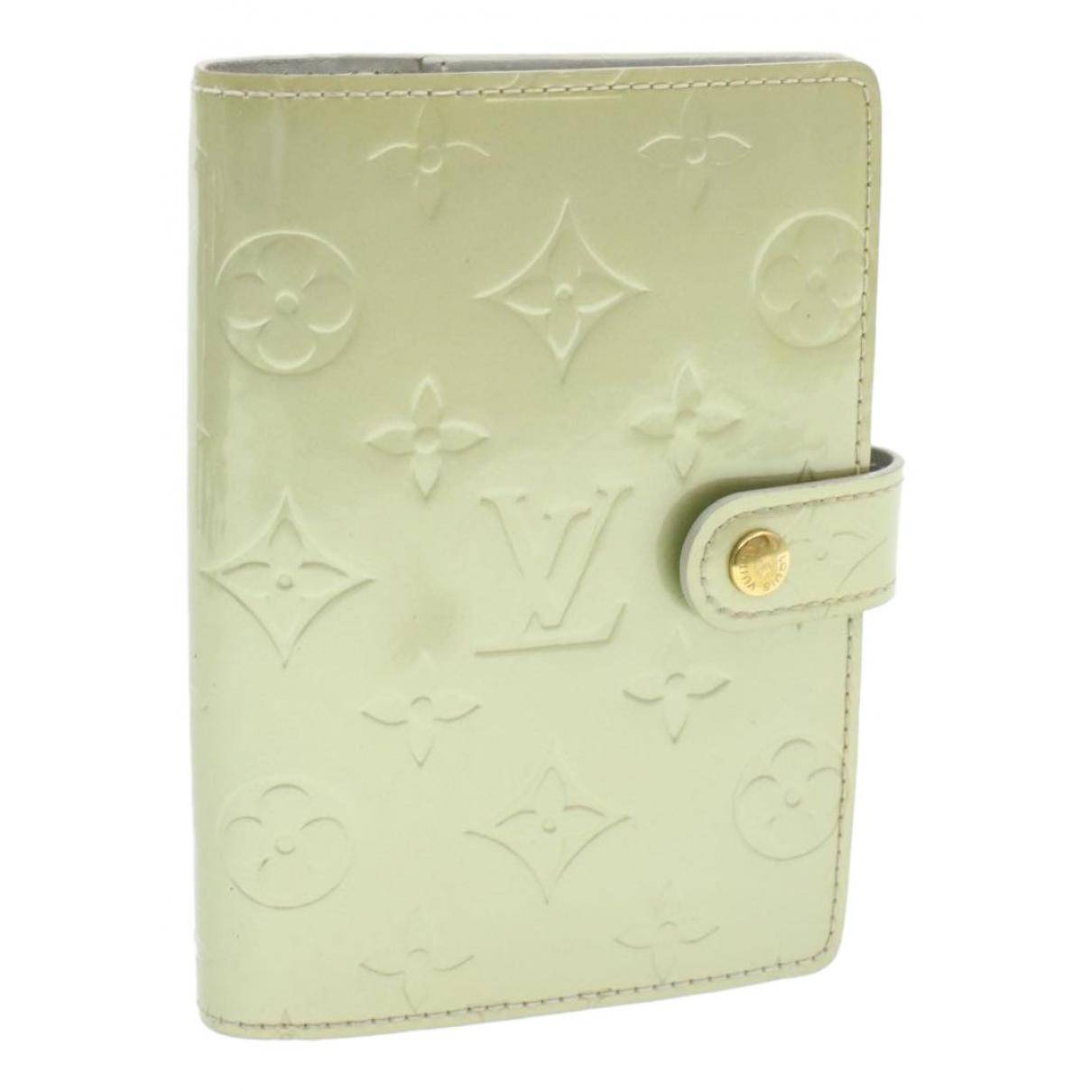 Louis Vuitton - Objets & Deco   pour lifestyle en cuir - vert
