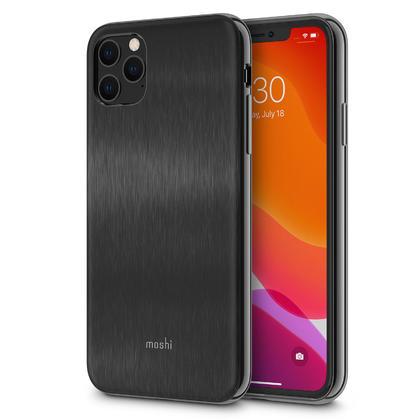 iGlaze Hardshell Case Armour Black for iPhone 11 Pro Max - Moshi