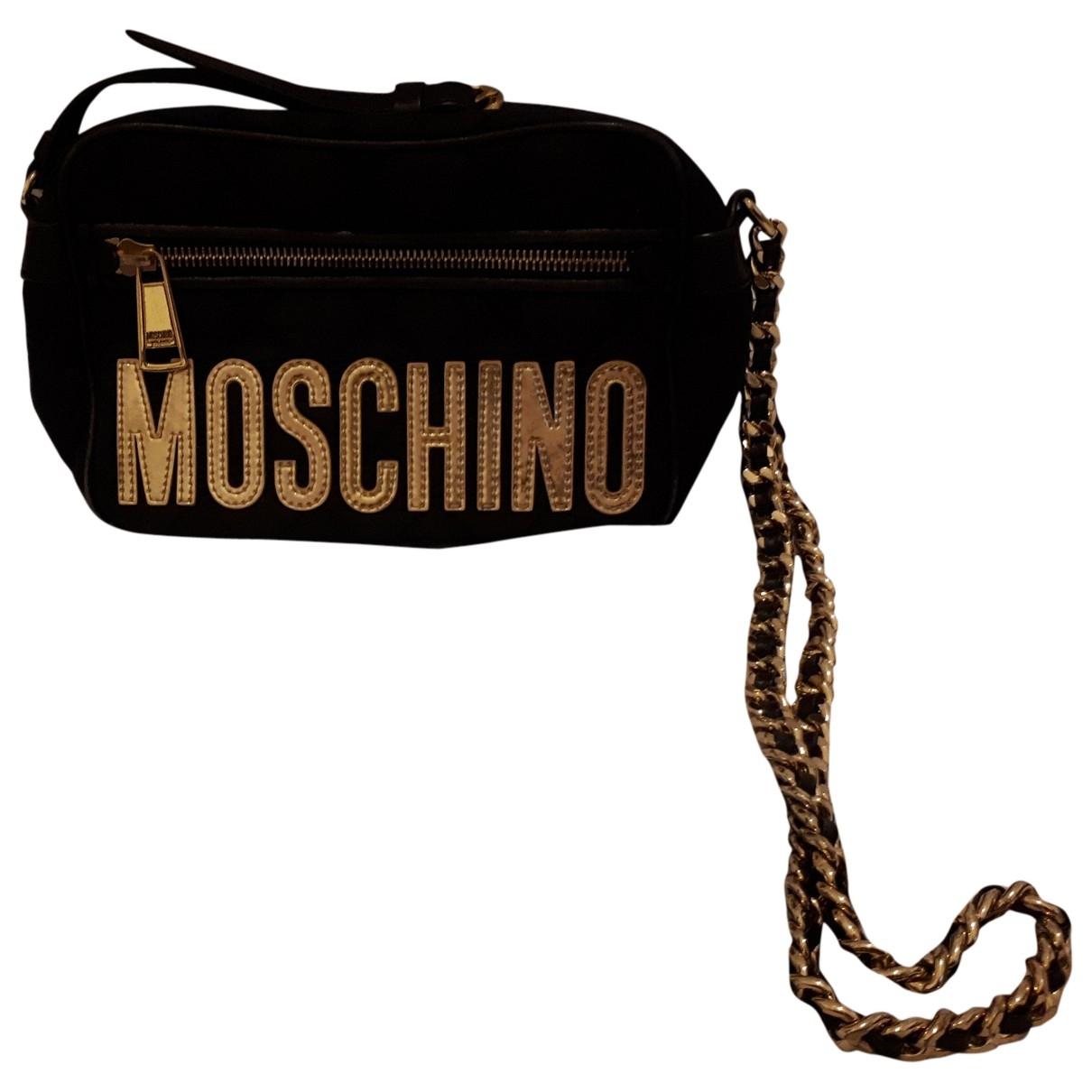 Moschino Love \N Black handbag for Women \N