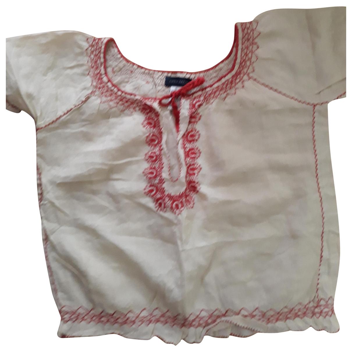 Antik Batik \N Beige Linen  top for Women 38 FR