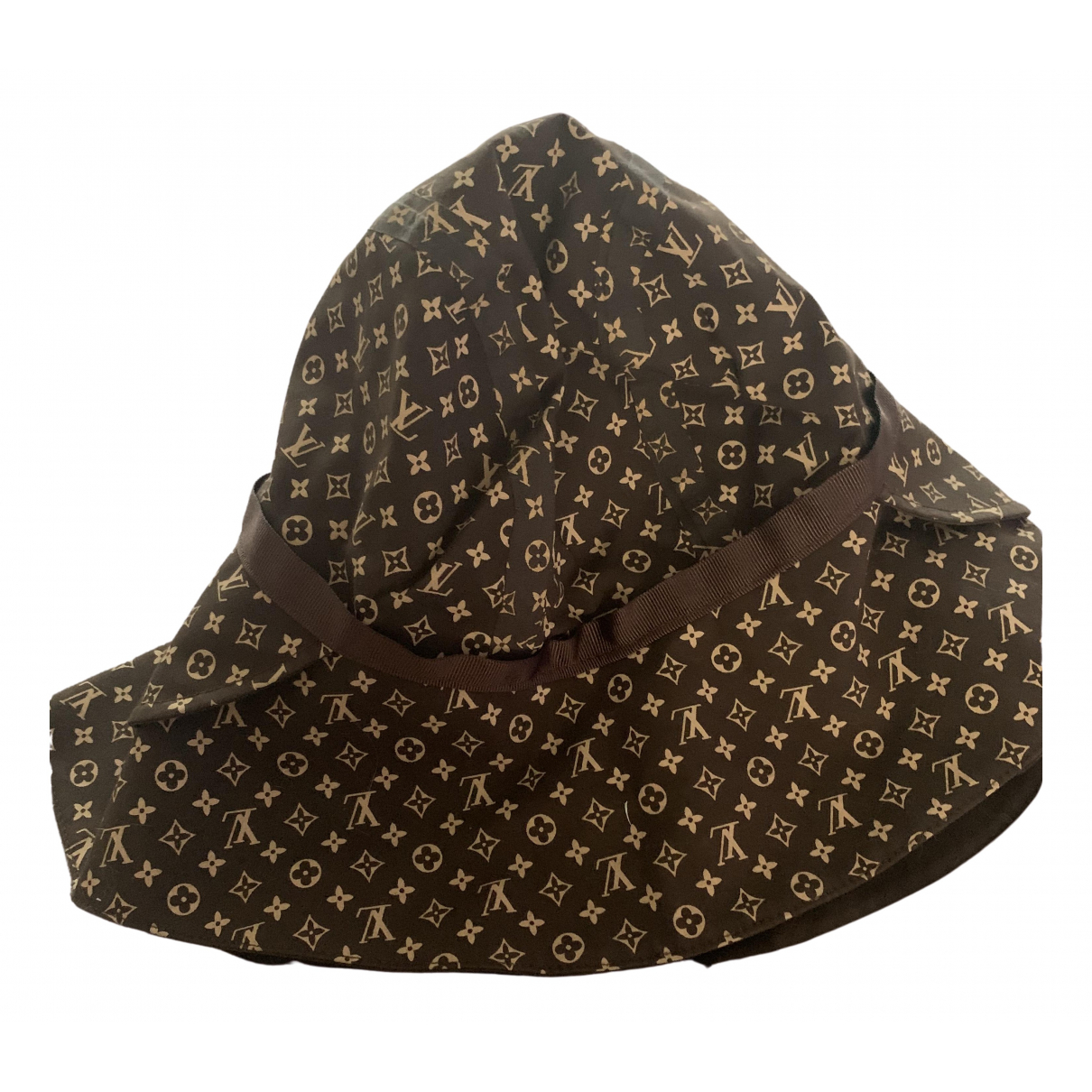 Louis Vuitton N Brown Cotton hat for Women M International