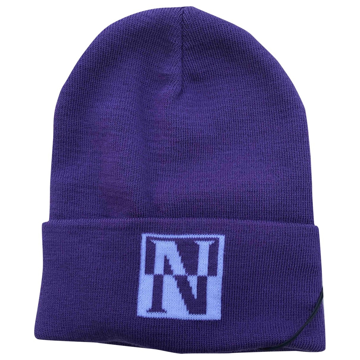 Napapijri - Chapeau & Bonnets   pour homme - violet