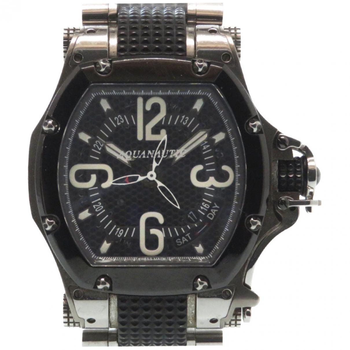 Aquanautic King Cuda \N Uhr in  Schwarz Stahl