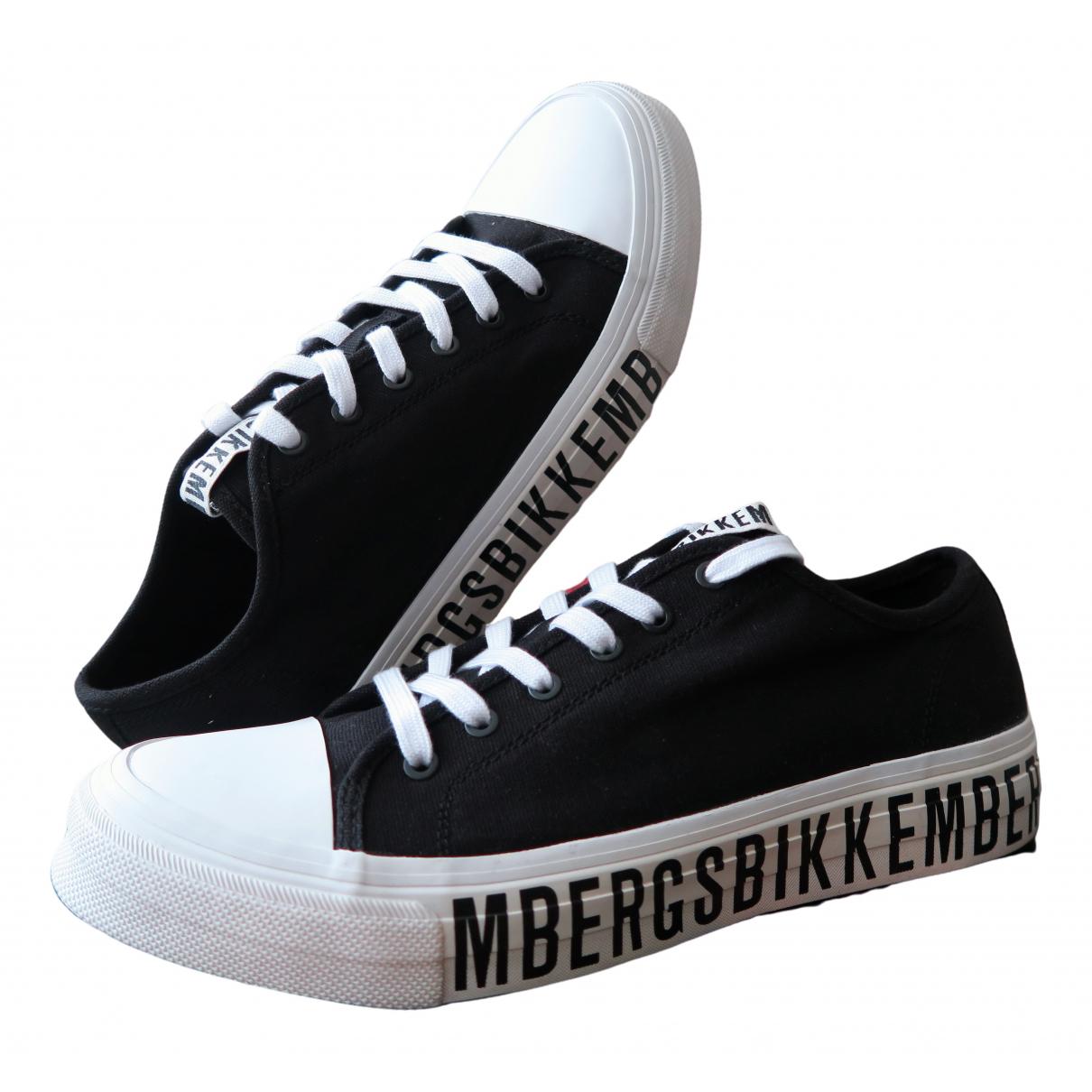 Dirk Bikkembergs \N Black Rubber Trainers for Men 12 US