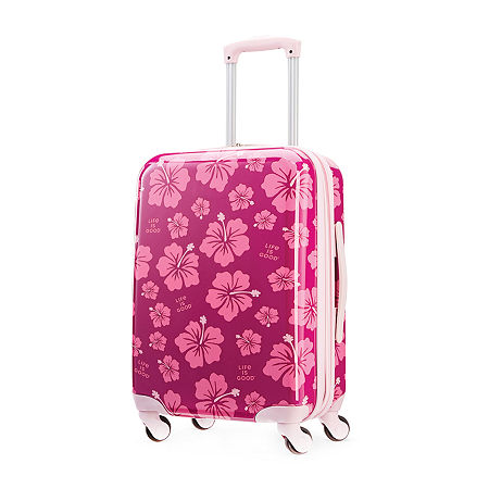 American Tourister And Life Is Good 28 Inch Hardside Lightweight Luggage, One Size , Multiple Colors