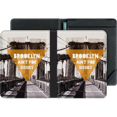 tolino vision 3 HD eBook Reader Huelle - BKLYN Aint For Sissies von Statements
