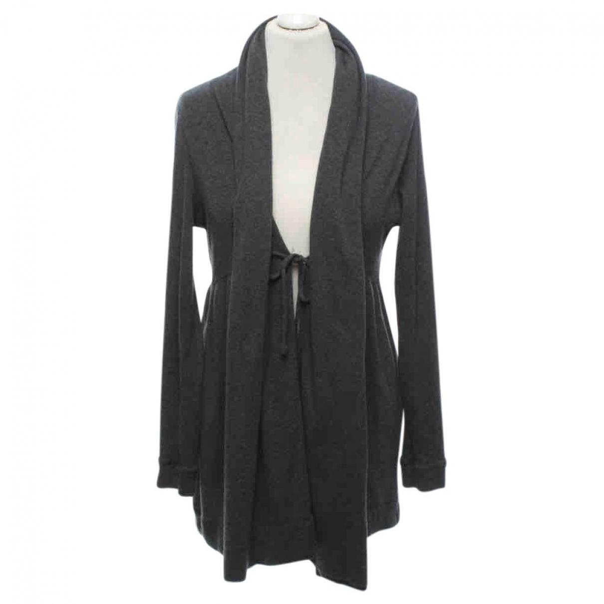 Calvin Klein \N Grey Cotton jacket for Women L International