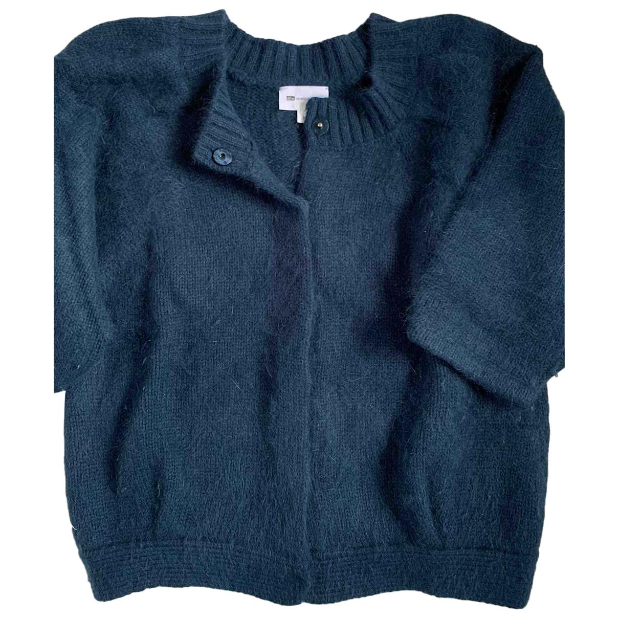 Vanessa Bruno Athe \N Blue Wool Knitwear for Women 3 0-5