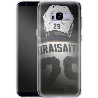 Samsung Galaxy S8 Plus Silikon Handyhuelle - Draisaitl 29 von Leon Draisaitl