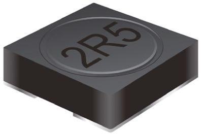 Bourns , SRR6028, 6028 Shielded Wire-wound SMD Inductor with a Ferrite Core, 10 μH ±30% Wire-Wound 2A Idc Q:11 (5)