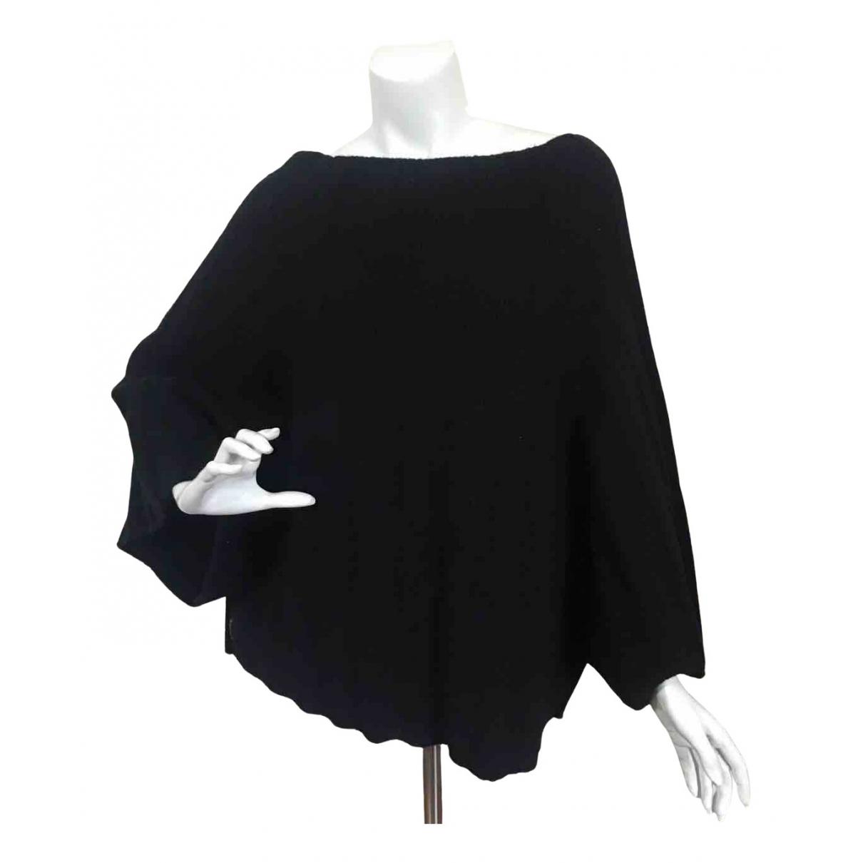 Armani Jean - Blouson   pour femme en laine - bleu