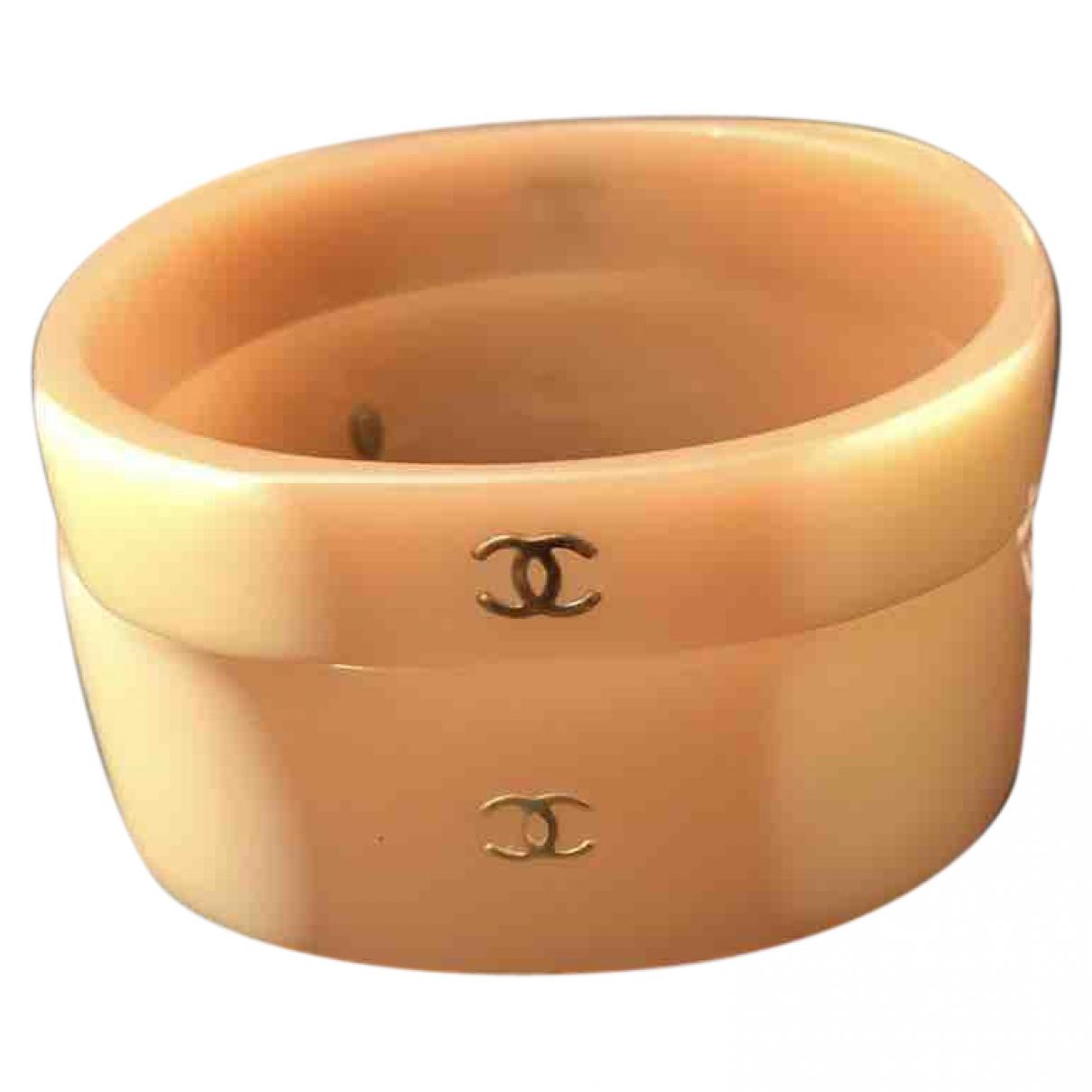 Chanel \N Beige bracelet for Women \N