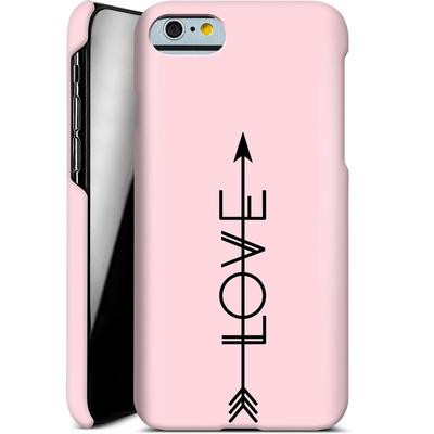 Apple iPhone 6s Smartphone Huelle - Love Arrow von Emanuela Carratoni