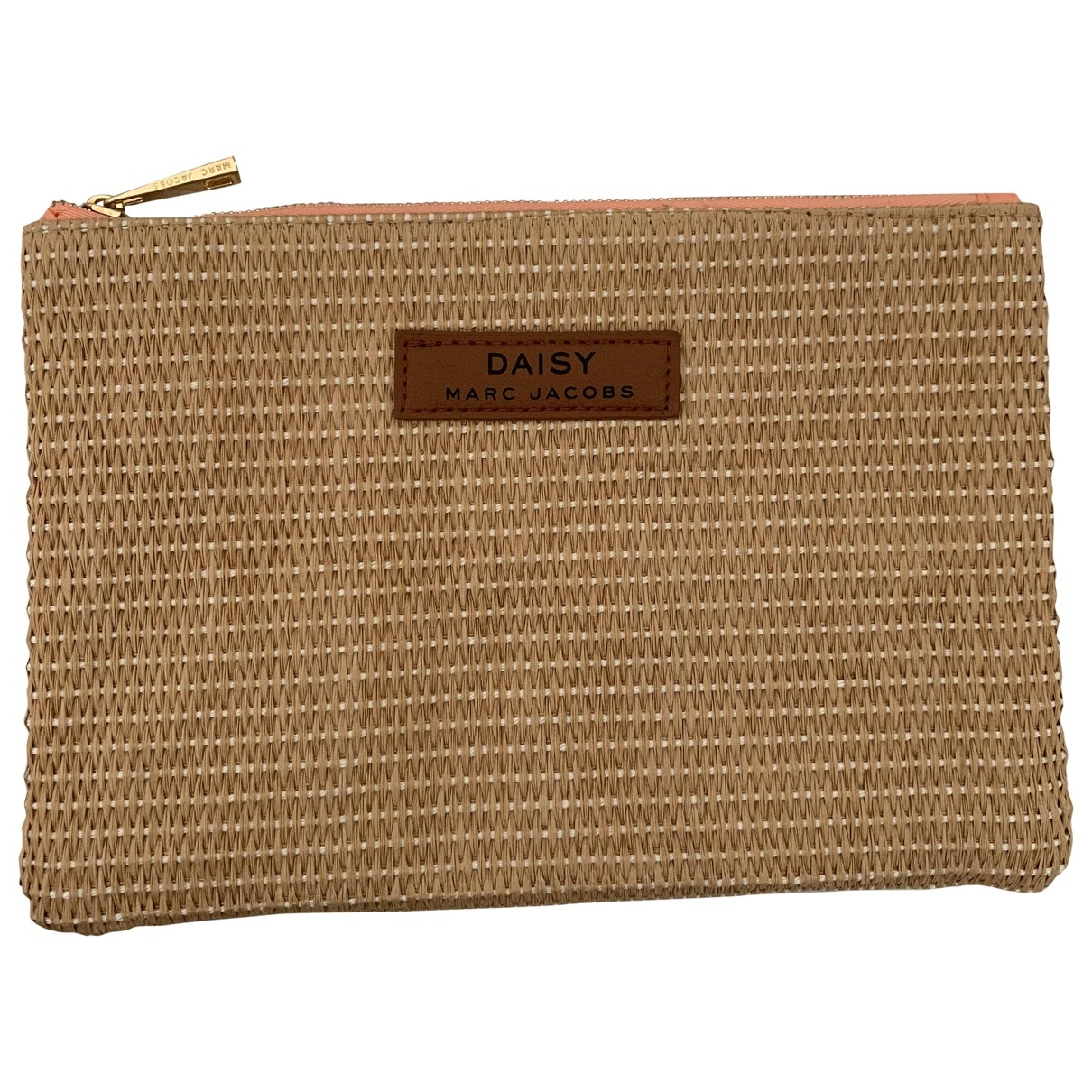 Marc Jacobs \N Clutch in  Braun Polyester