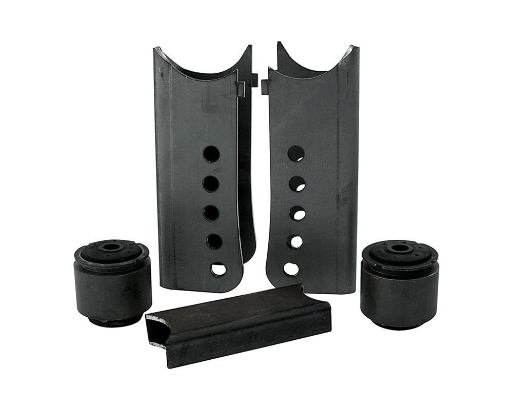 Allstar Performance ALL60054 Trailing Arm Bracket Kit Multi-Hole ALL60054