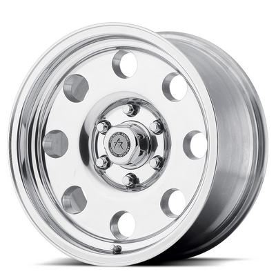 American Racing Baja, 17x9 Wheel with 6 on 5.5 Bolt Pattern - Polished - AR1727983