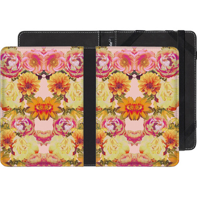 Kobo Glo eBook Reader Huelle - Tropicana Bouquet von Zala Farah