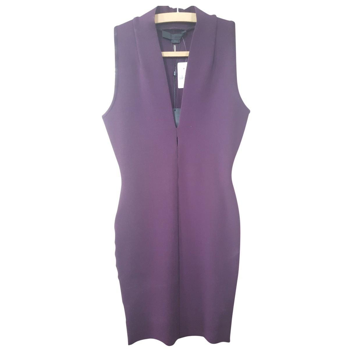 Alexander Wang - Robe   pour femme - violet