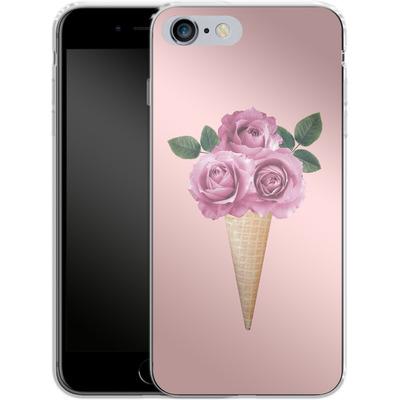 Apple iPhone 6s Plus Silikon Handyhuelle - Ice-cream 3 von Emanuela Carratoni