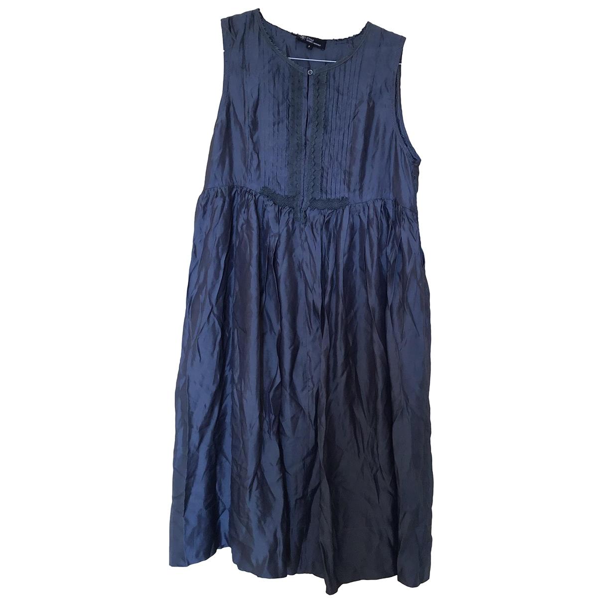 Vestido midi de Seda Isabel Marant Etoile