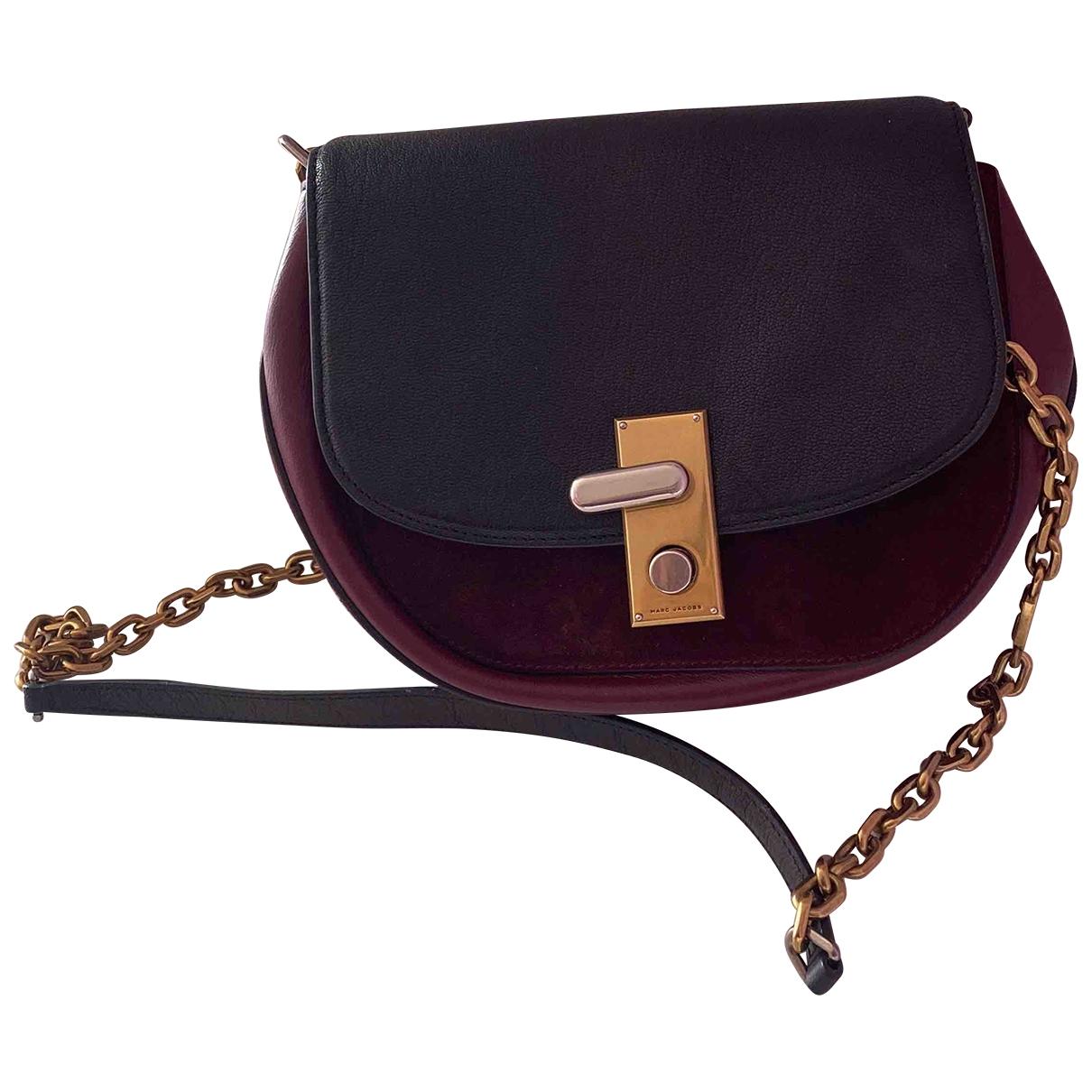 Marc Jacobs \N Red Leather handbag for Women \N