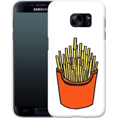 Samsung Galaxy S7 Smartphone Huelle - Fries von caseable Designs