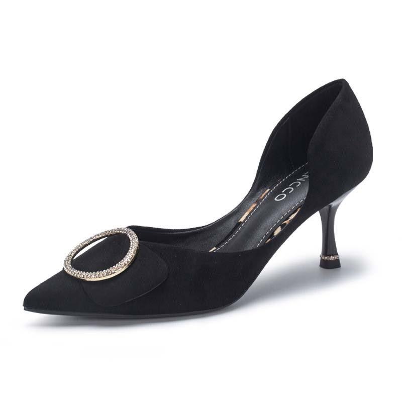 Ericdress Stiletto Heel Slip-On Women's Sexy Pumps