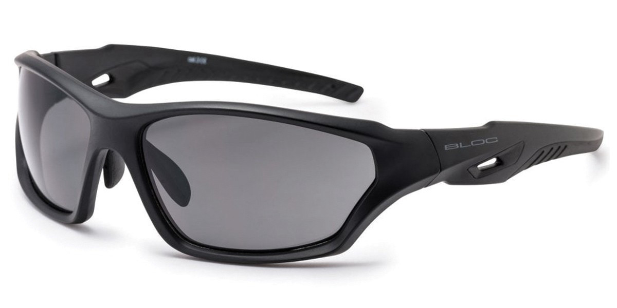 Bloc Beck Polarized XMP80 Men's Sunglasses Black Size 67