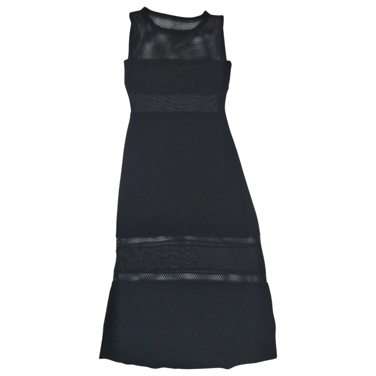 French Connection \N Black Cotton dress for Women 10 UK