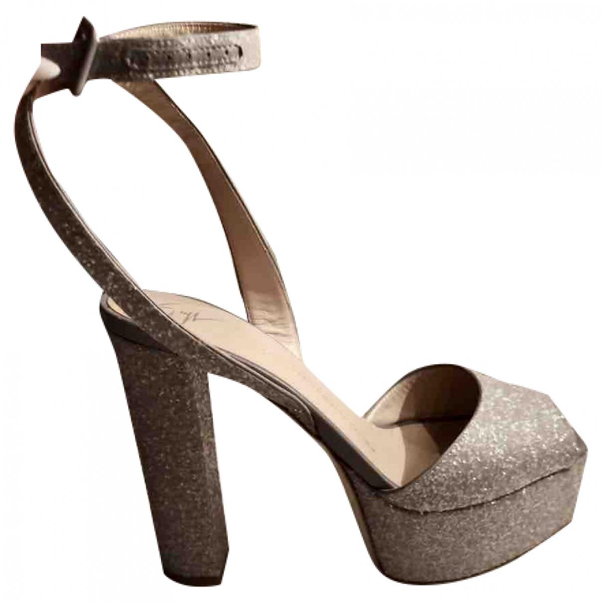 Sandalias de Con lentejuelas Giuseppe Zanotti